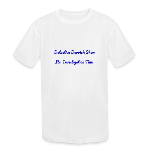 DDS - Kids' Moisture Wicking Performance T-Shirt