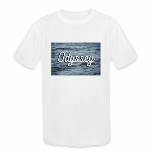 WaterOdyssey - Kids' Moisture Wicking Performance T-Shirt