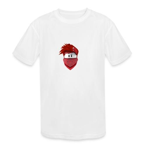 henry - Kids' Moisture Wicking Performance T-Shirt