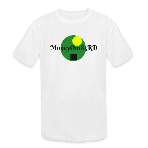 MoneyOn183rd - Kids' Moisture Wicking Performance T-Shirt