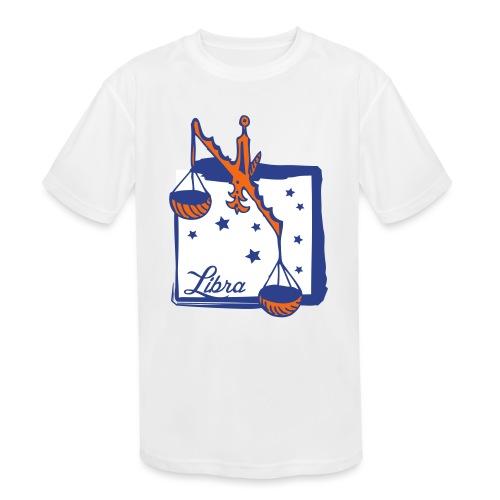 Libra - Kids' Moisture Wicking Performance T-Shirt