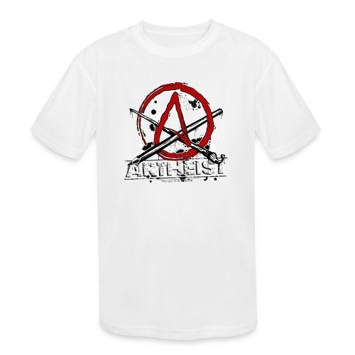Artheist - Kids' Moisture Wicking Performance T-Shirt