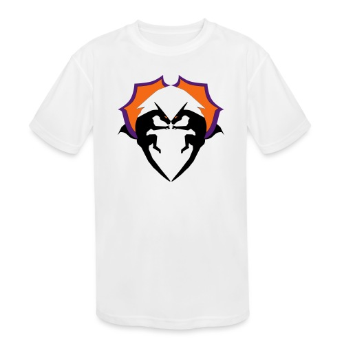 Dragon Love - Kids' Moisture Wicking Performance T-Shirt
