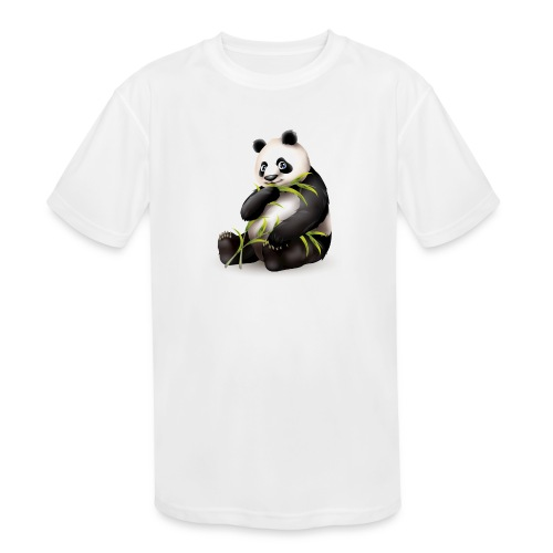 Hungry Panda - Kids' Moisture Wicking Performance T-Shirt