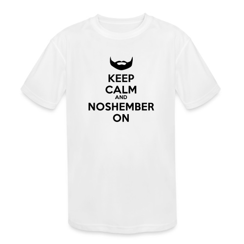 Noshember.com iPhone Case - Kids' Moisture Wicking Performance T-Shirt