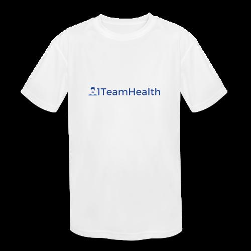 1TeamHealth Simple - Kids' Moisture Wicking Performance T-Shirt