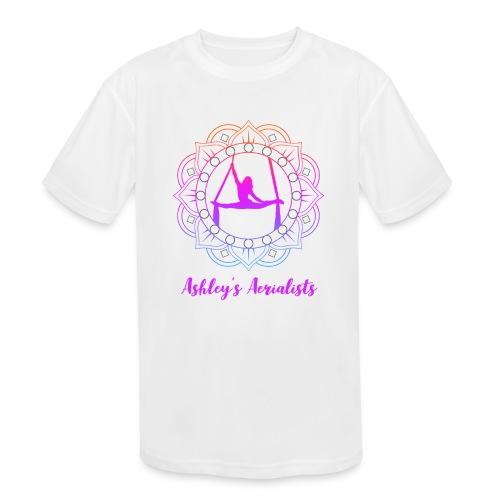 Ashley's Aerialist T-Shirt - Kids' Moisture Wicking Performance T-Shirt