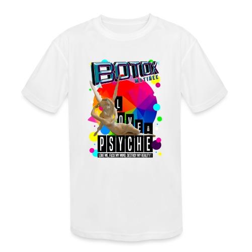 BOTOX MATINEE LOVE & PSYCHE T-SHIRT - Kids' Moisture Wicking Performance T-Shirt