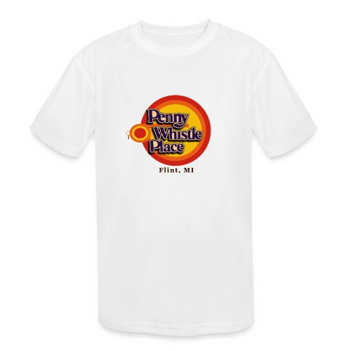 Penny Whistle Place - Kids' Moisture Wicking Performance T-Shirt