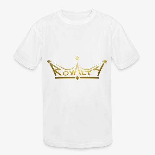 royalty premium - Kids' Moisture Wicking Performance T-Shirt