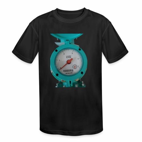 Meter - Kids' Moisture Wicking Performance T-Shirt