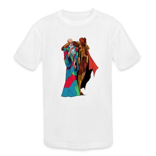 anjelicaPRO png - Kids' Moisture Wicking Performance T-Shirt