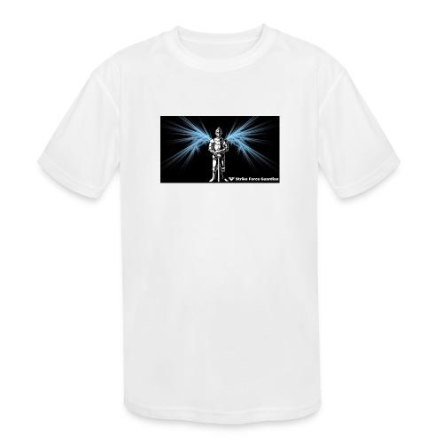 StrikeforceImage - Kids' Moisture Wicking Performance T-Shirt