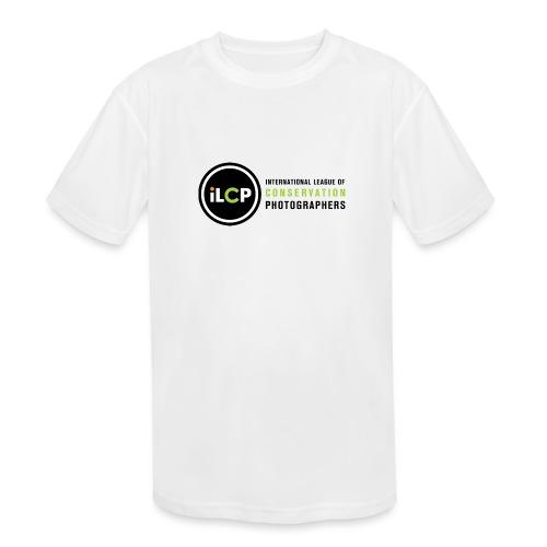 iLCP logo horizontal RGB png - Kids' Moisture Wicking Performance T-Shirt