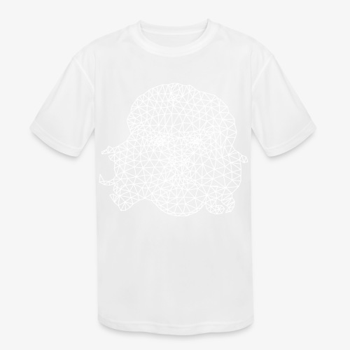 White Che - Kids' Moisture Wicking Performance T-Shirt