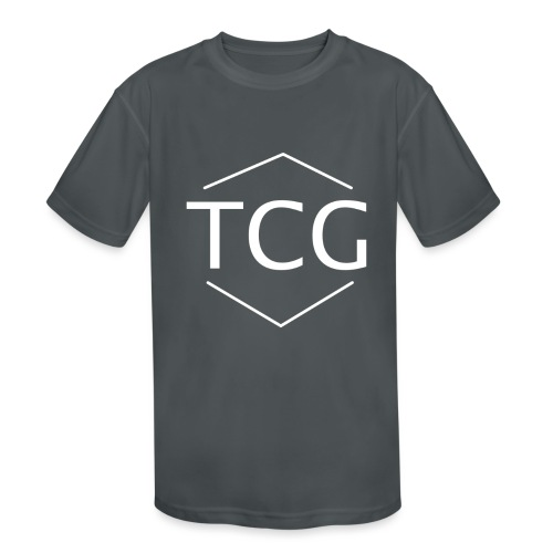 Simple Tcg hoodie - Kids' Moisture Wicking Performance T-Shirt