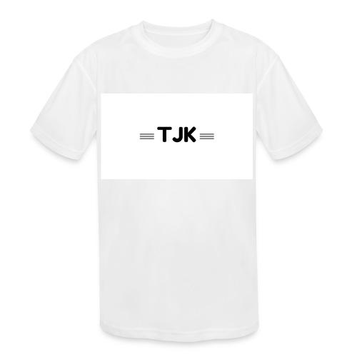 TJK 1 - Kids' Moisture Wicking Performance T-Shirt