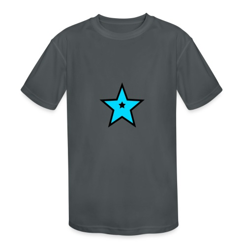New Star Logo Merchandise - Kids' Moisture Wicking Performance T-Shirt
