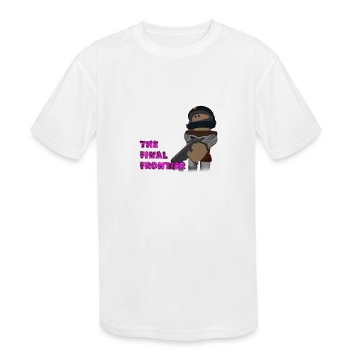 The Final Frontier Sports Items - Kids' Moisture Wicking Performance T-Shirt