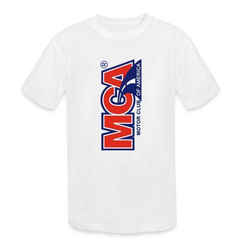 MCA Logo Iphone png - Kids' Moisture Wicking Performance T-Shirt