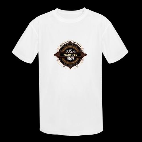 Design 9 - Kids' Moisture Wicking Performance T-Shirt