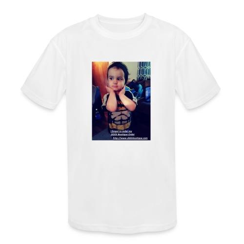 DDDs Boutique Merch - Kids' Moisture Wicking Performance T-Shirt