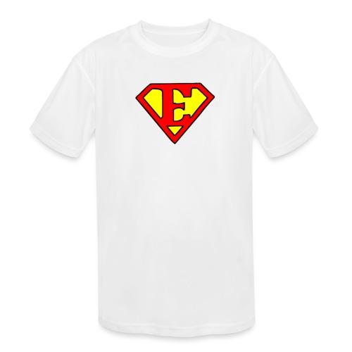 super E - Kids' Moisture Wicking Performance T-Shirt