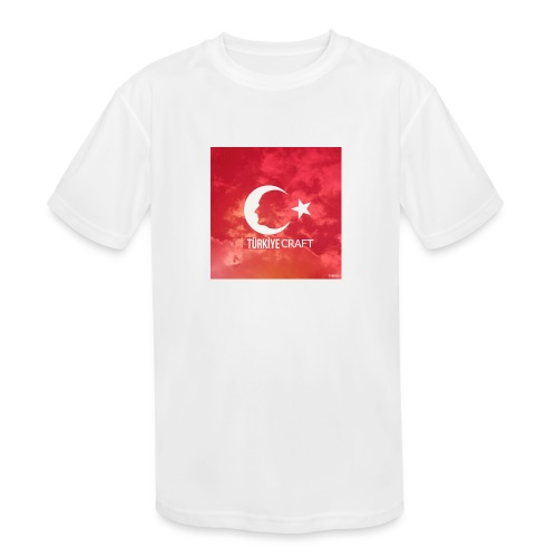 TurkiyeCraft - Kids' Moisture Wicking Performance T-Shirt