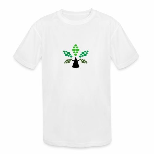 Tri City TriChomes FINAL LOGO 645AM 1 - Kids' Moisture Wicking Performance T-Shirt
