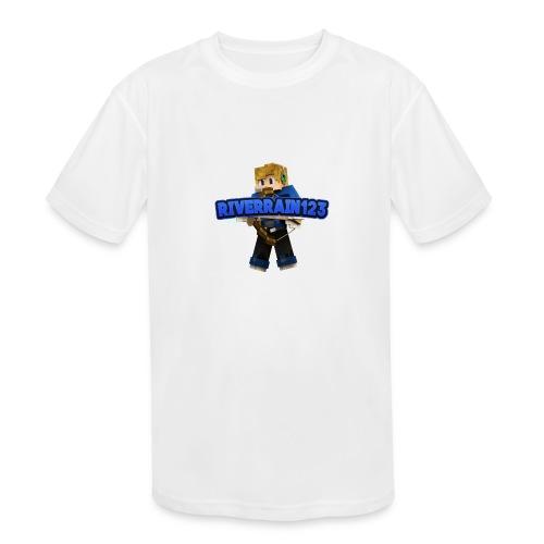 Riverrain123 - Kids' Moisture Wicking Performance T-Shirt