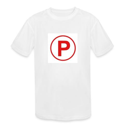 Presto569 Gaming Logo - Kids' Moisture Wicking Performance T-Shirt
