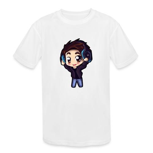 T Shirt - Kids' Moisture Wicking Performance T-Shirt