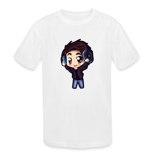 T Shirt - Kid's Moisture Wicking Performance T-Shirt