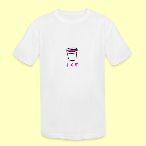 ICE - Kids' Moisture Wicking Performance T-Shirt