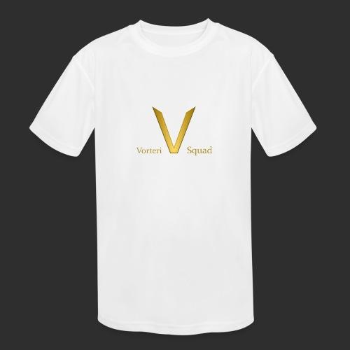 Vorteri Squad - Kids' Moisture Wicking Performance T-Shirt