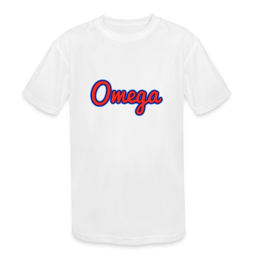 Omega Youth - Kids' Moisture Wicking Performance T-Shirt