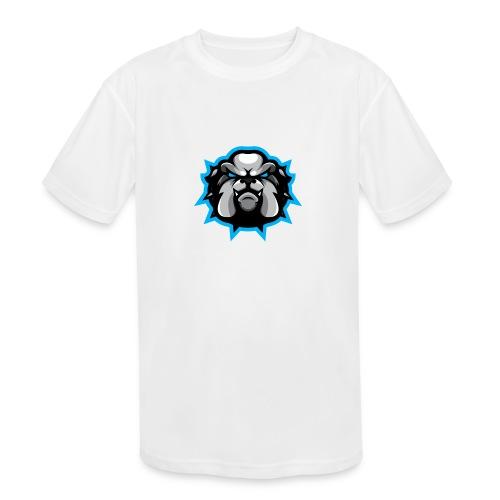 Exodus Stamp - Kids' Moisture Wicking Performance T-Shirt