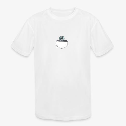 Johnson Pocket Buddy - Kids' Moisture Wicking Performance T-Shirt