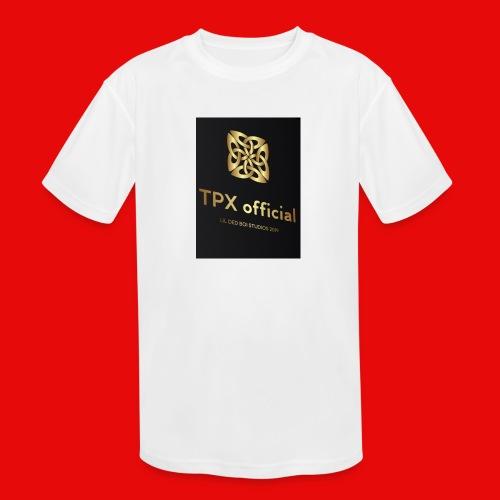 E242E723 143C 4F21 ACC0 2F6DCD22AB99 - Kids' Moisture Wicking Performance T-Shirt