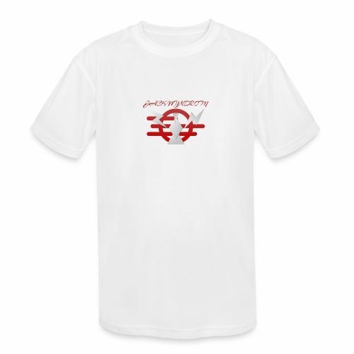 Thunderbird - Kids' Moisture Wicking Performance T-Shirt