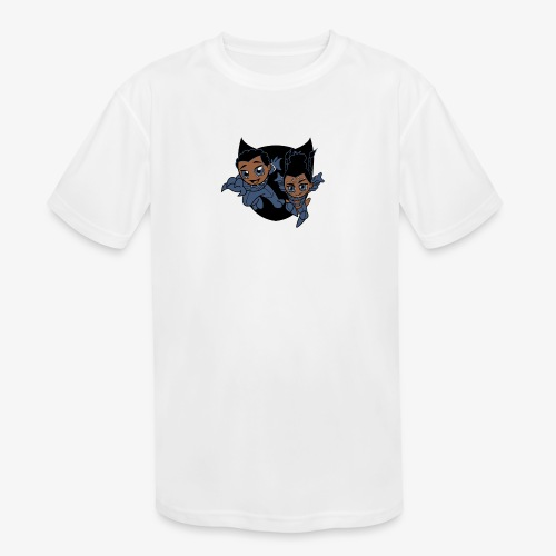 ReckLess Youngster Superhero - Kids' Moisture Wicking Performance T-Shirt