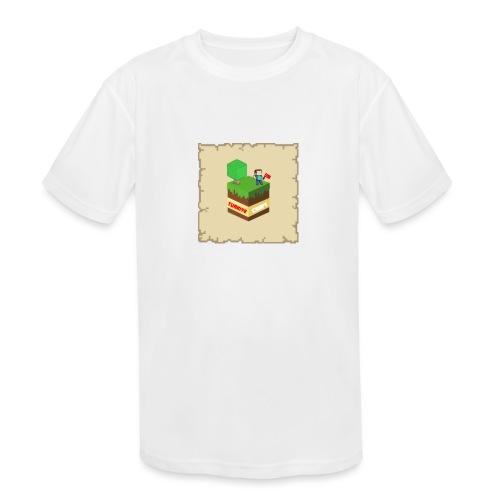 TurkiyeCraft - Kids' Moisture Wicking Performance T-Shirt