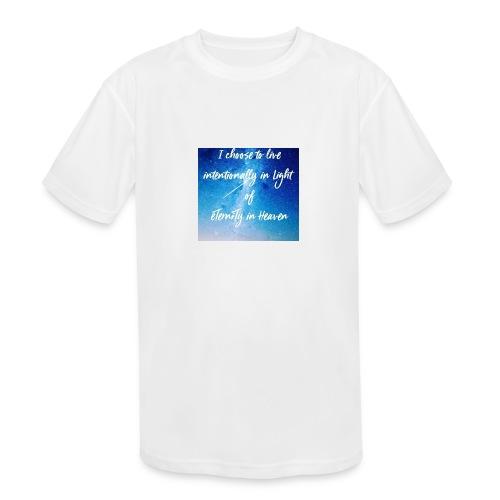 20161206_230919 - Kids' Moisture Wicking Performance T-Shirt