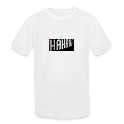 mecrh - Kids' Moisture Wicking Performance T-Shirt