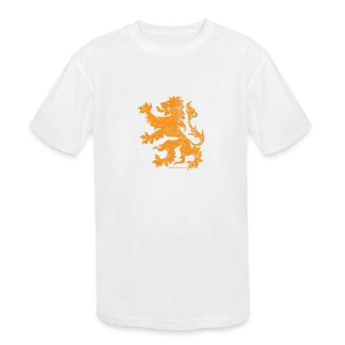 Dutch Lion - Kids' Moisture Wicking Performance T-Shirt