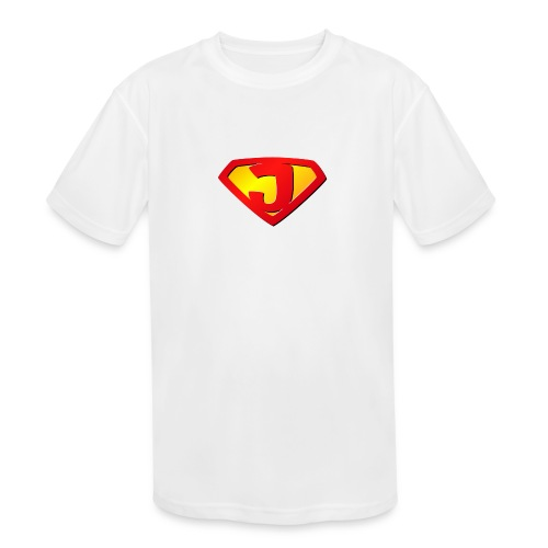 super J - Kids' Moisture Wicking Performance T-Shirt