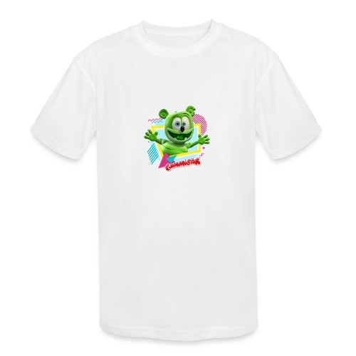 Shapes & Colors - Kids' Moisture Wicking Performance T-Shirt