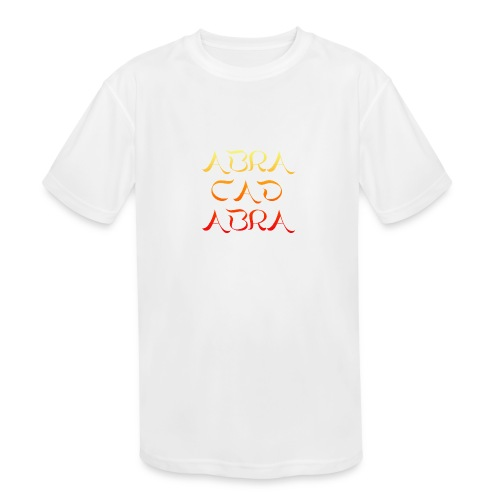 Abracadabra - Kids' Moisture Wicking Performance T-Shirt