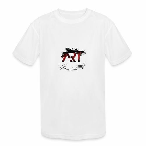 ART - Kids' Moisture Wicking Performance T-Shirt