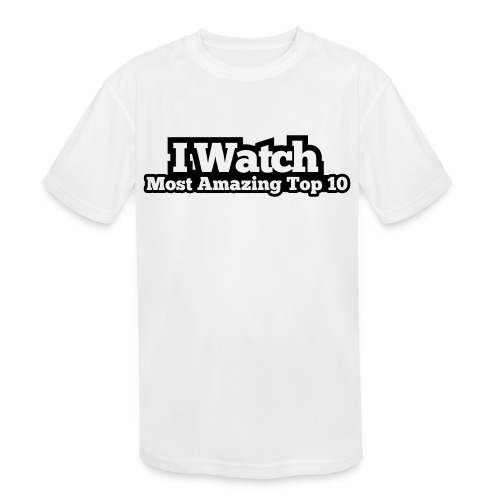 @clouted - Kids' Moisture Wicking Performance T-Shirt